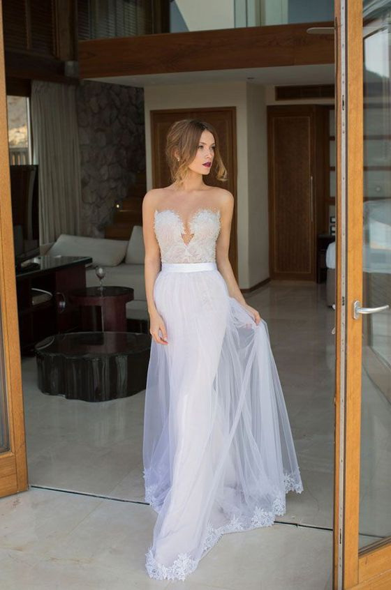 Style Ideas: How To Wear Sheer Dresses 2020