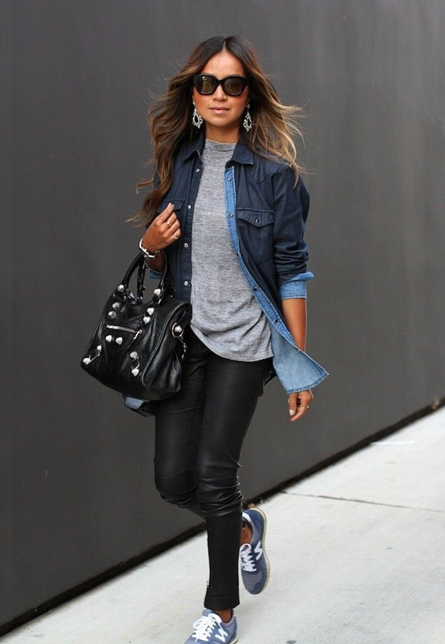 Sporty Chic Outfit Ideas 2020