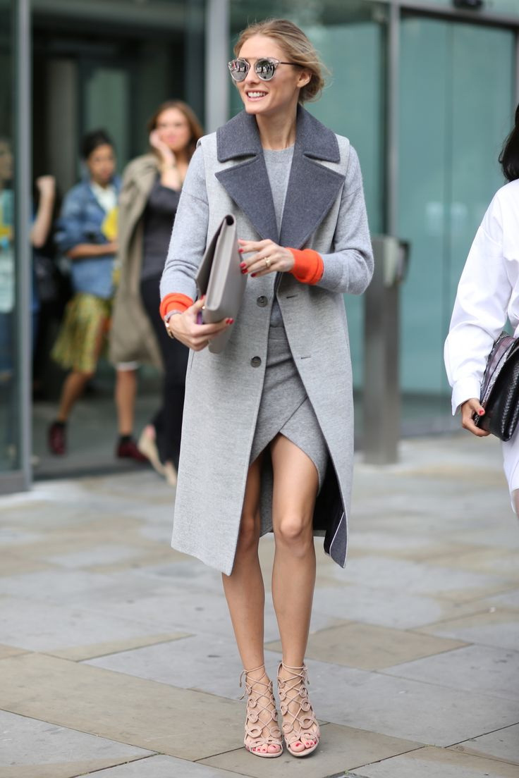 25 Ways To Style Structured Coats 2021