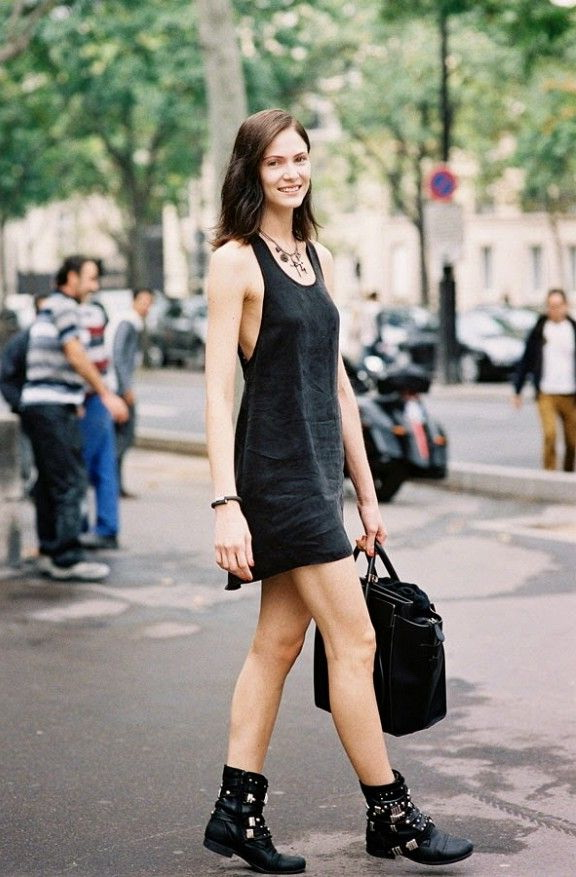 15 Ways To Wear Boots On The Streets 2021