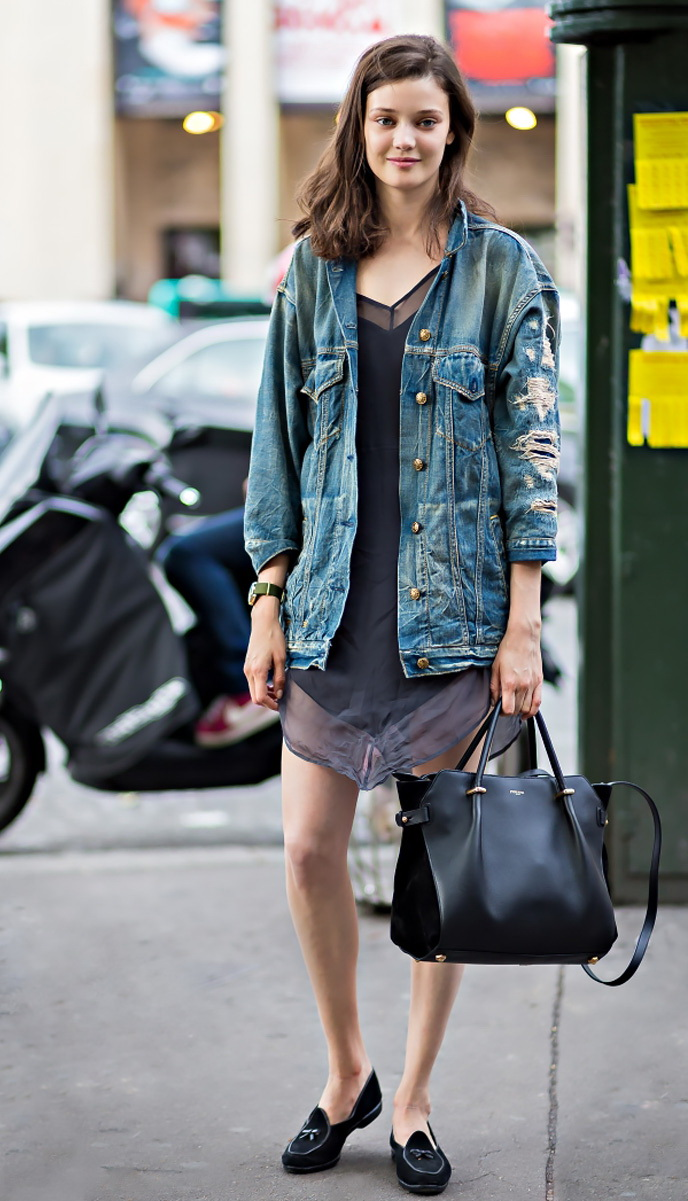 How To Wear A Denim Jacket 2021