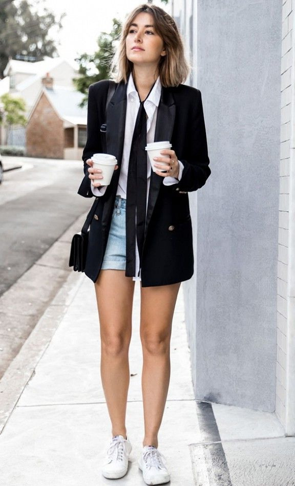 The Best Women's Casual Blazer Outfit Ideas 2020
