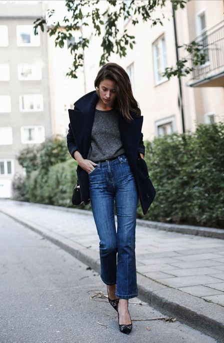 Women's Fashion Trends: Casual Jeans Outfit Ideas 2019