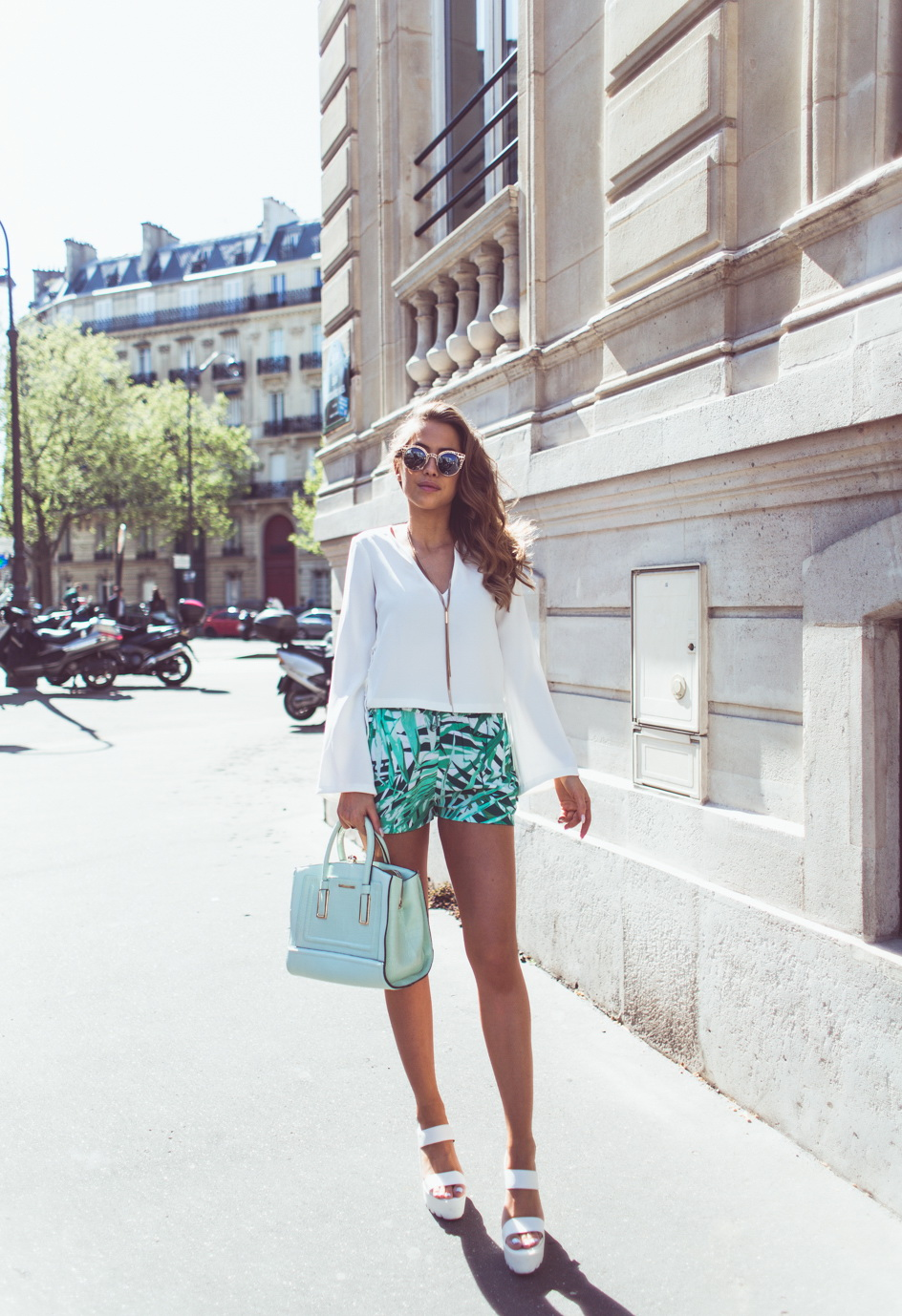 Best Printed Shorts And How To Wear Them 2017