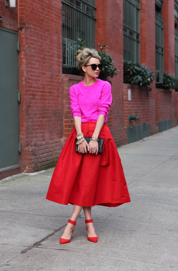 What To Wear With Red Shoes 2019