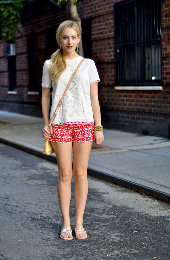 Best Printed Shorts And How To Wear Them 2019
