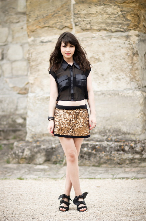 What To Wear With Sequin Skirts 2021