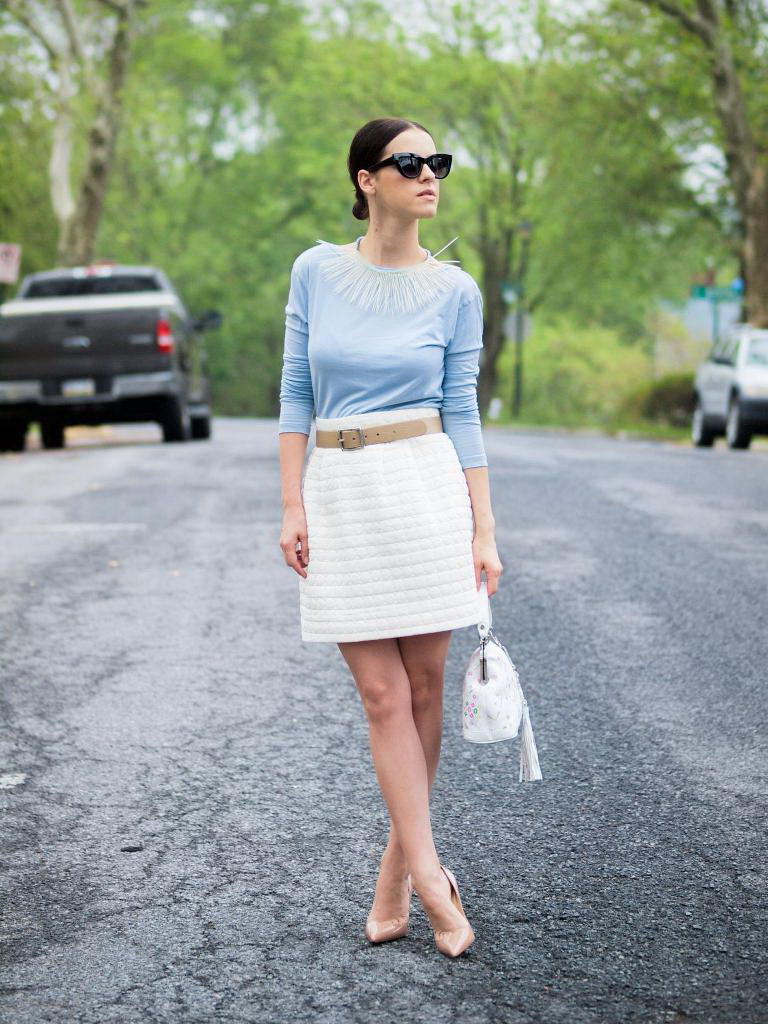 What Are The Best White Skirts Designs And How To Wear Them 2021