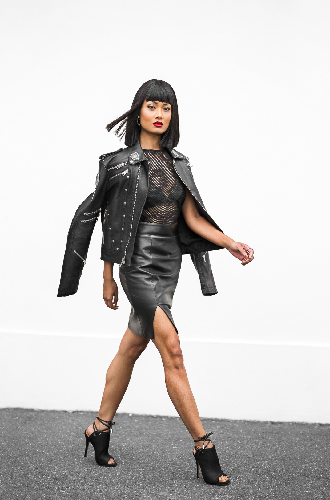 Leather Jackets Outfit Ideas 2020