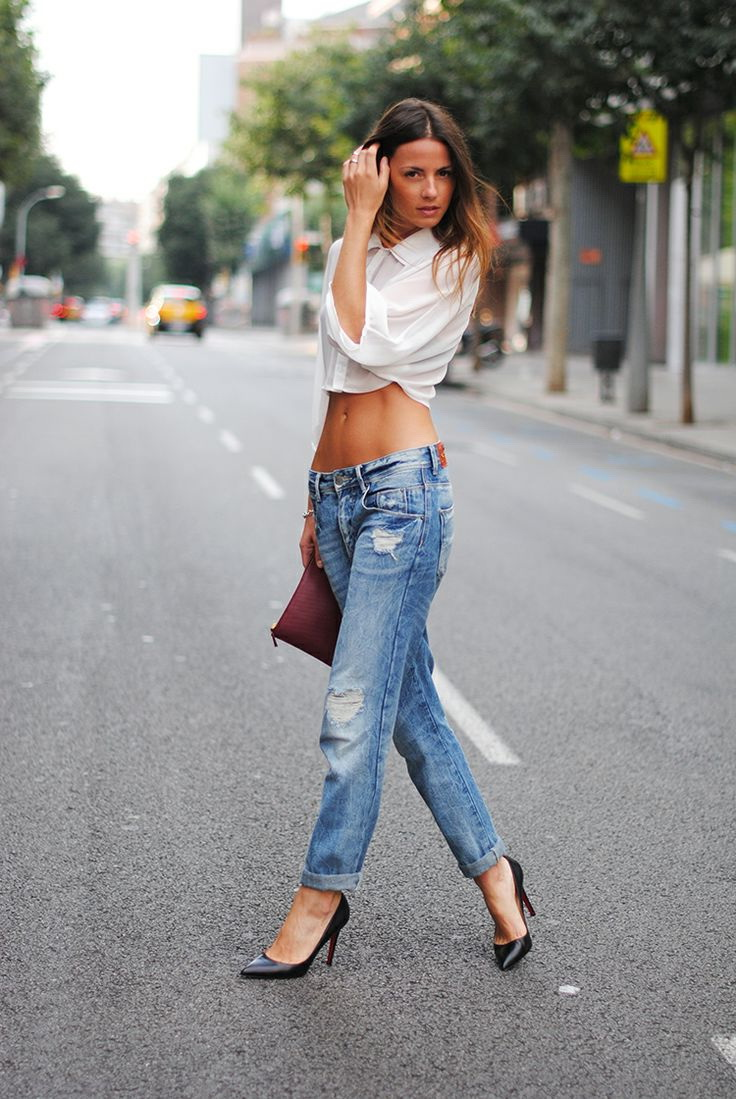20 Ways To Style Women's Casual Shirts 2020