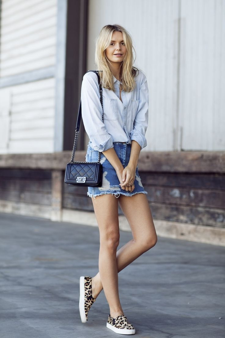 Cool Outfit Ideas With Mini Skirts 2021