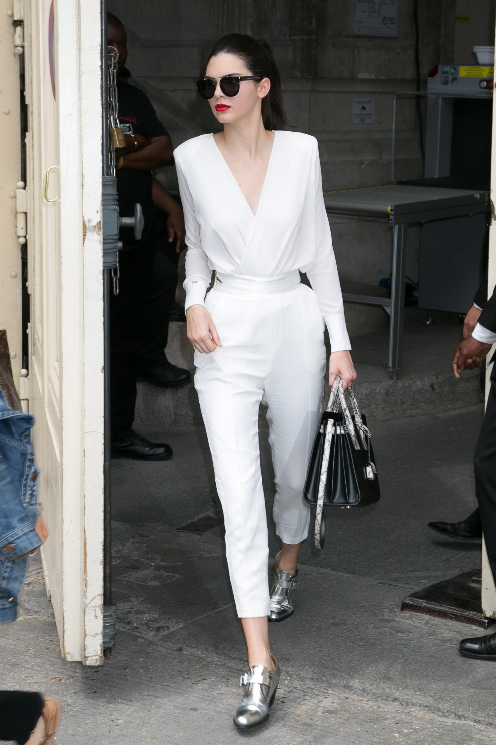 Timeless Fashion Trend: White Jumpsuits 2019