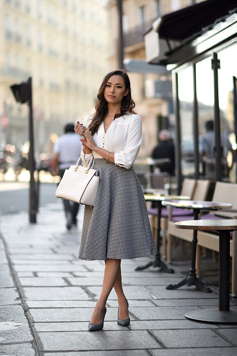Top 20 Work Outfit Combination Ideas for Business Ladies 2021