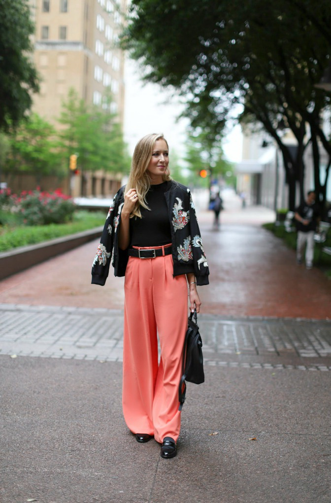 25 Ways To Wear Wide Leg Pants 2020