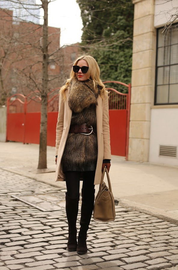 Fur Outift Ideas For Women 2021