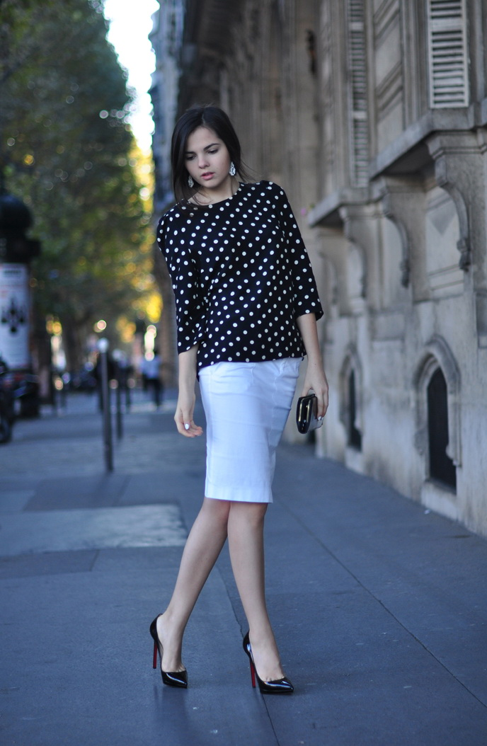 How To Wear Knee Length Pencil Skirts 2017