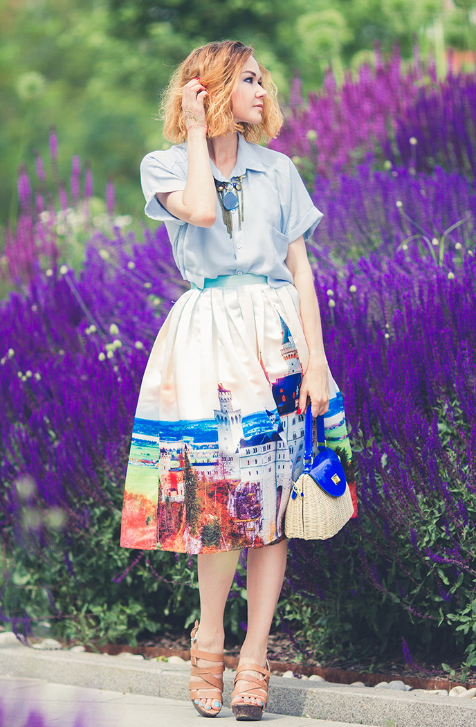30 Ways To Style Full Skirts 2021
