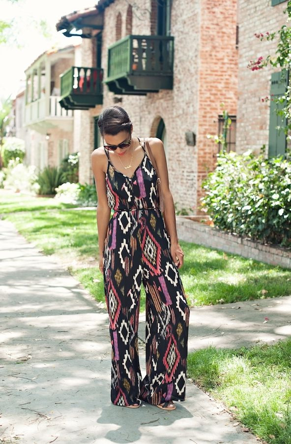 How To Style: Printed Jumpsuits 2021