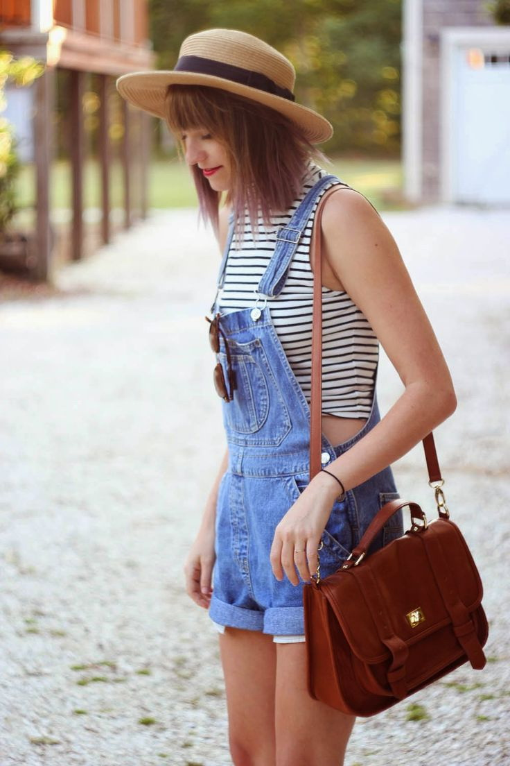 How To Wear Overalls 2021