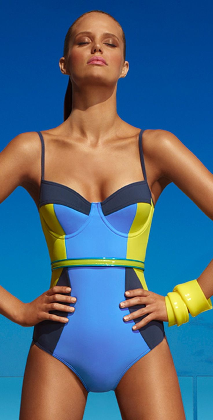 The Hottest One-Piece Swimsuits Designs 2020