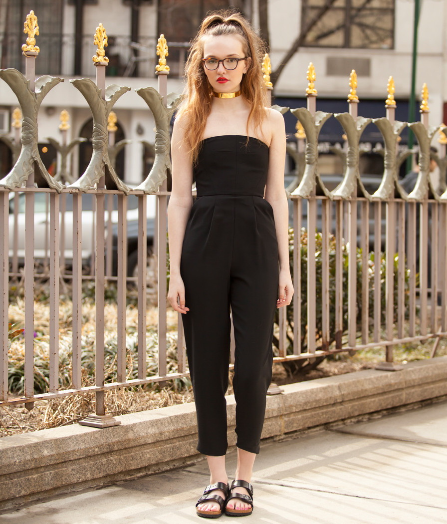 How To Wear A Black Jumpsuit 2021