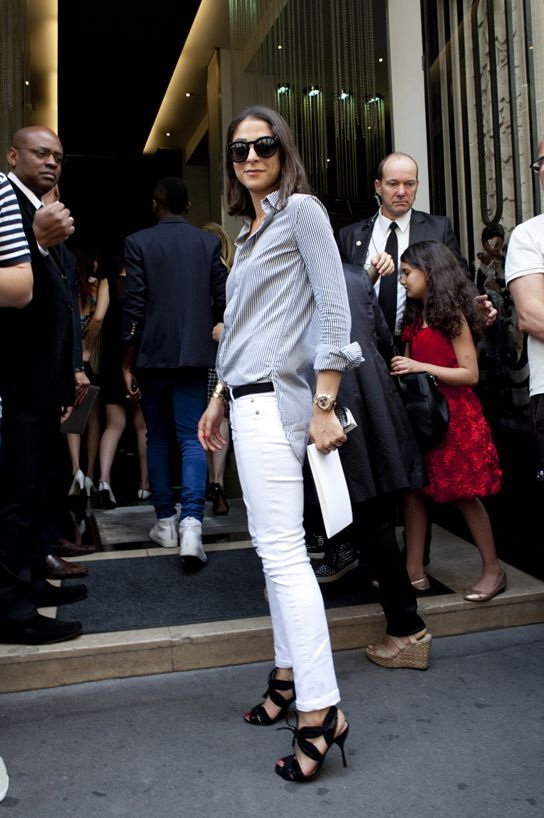 Business Attire: Women's Jeans For Office Work 2020
