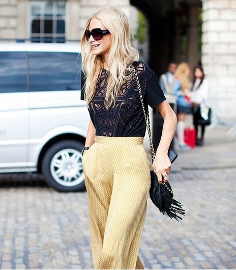 17 Ways To Wear Palazzo Pants 2021