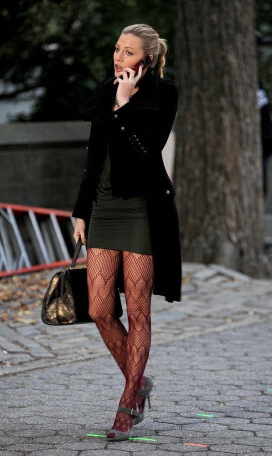 Wear Pantyhose Out Or