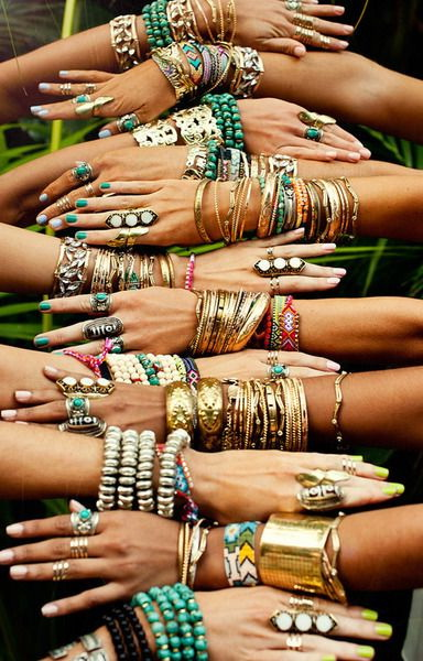 Summer Jewelry And Outfit Ideas 2018