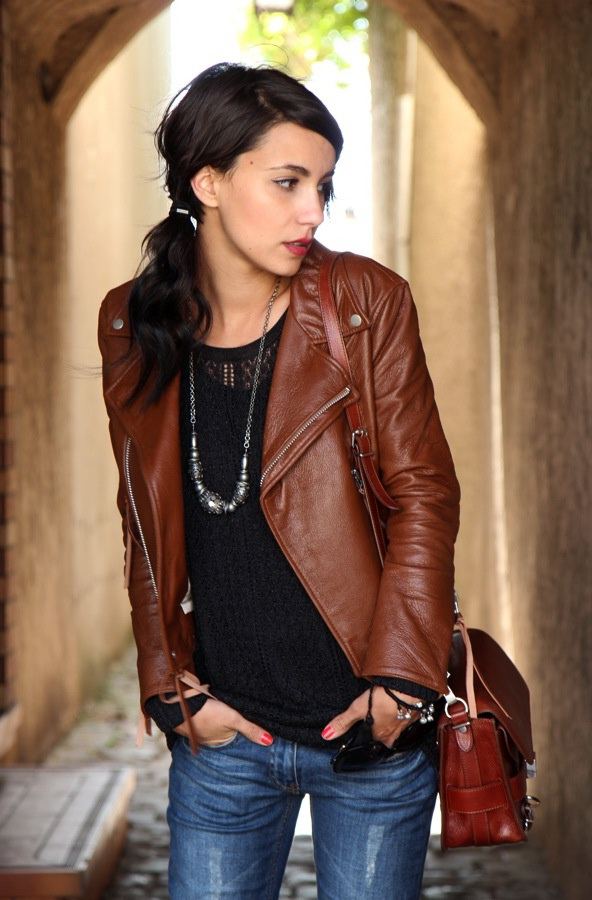 Colored Leather Jackets For Women 2019