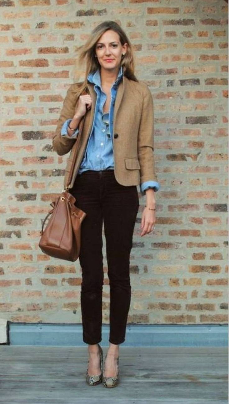 10 Stylish Ways To Wear Suede Pants 2017