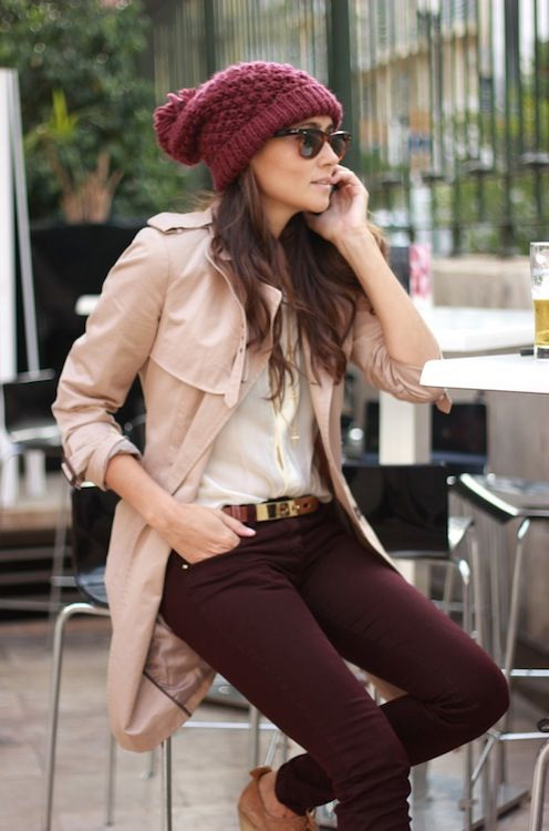 Casual Pants Outfit Ideas For Women 2021
