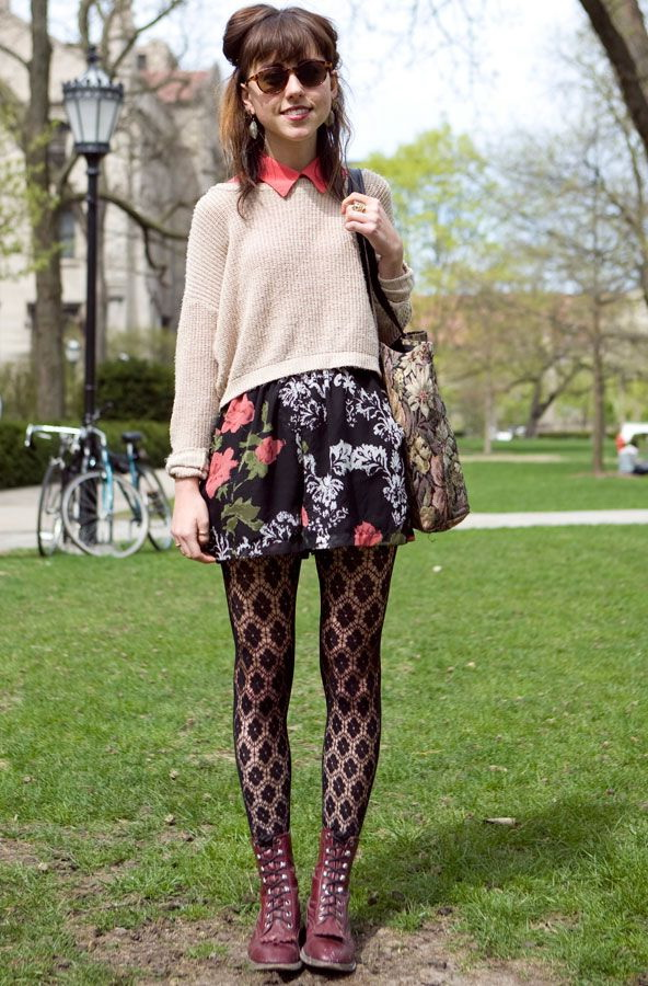 25 Ways To Wear Tights 2019