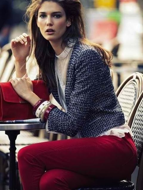 Parisian Chic Style And French Outfit Ideas 2019