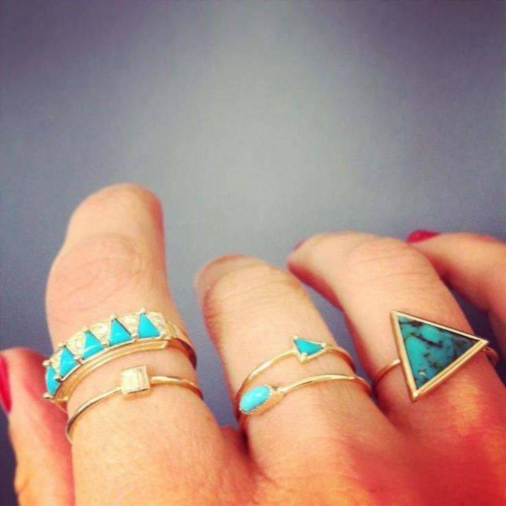 Bohemian Chic Rings 2020