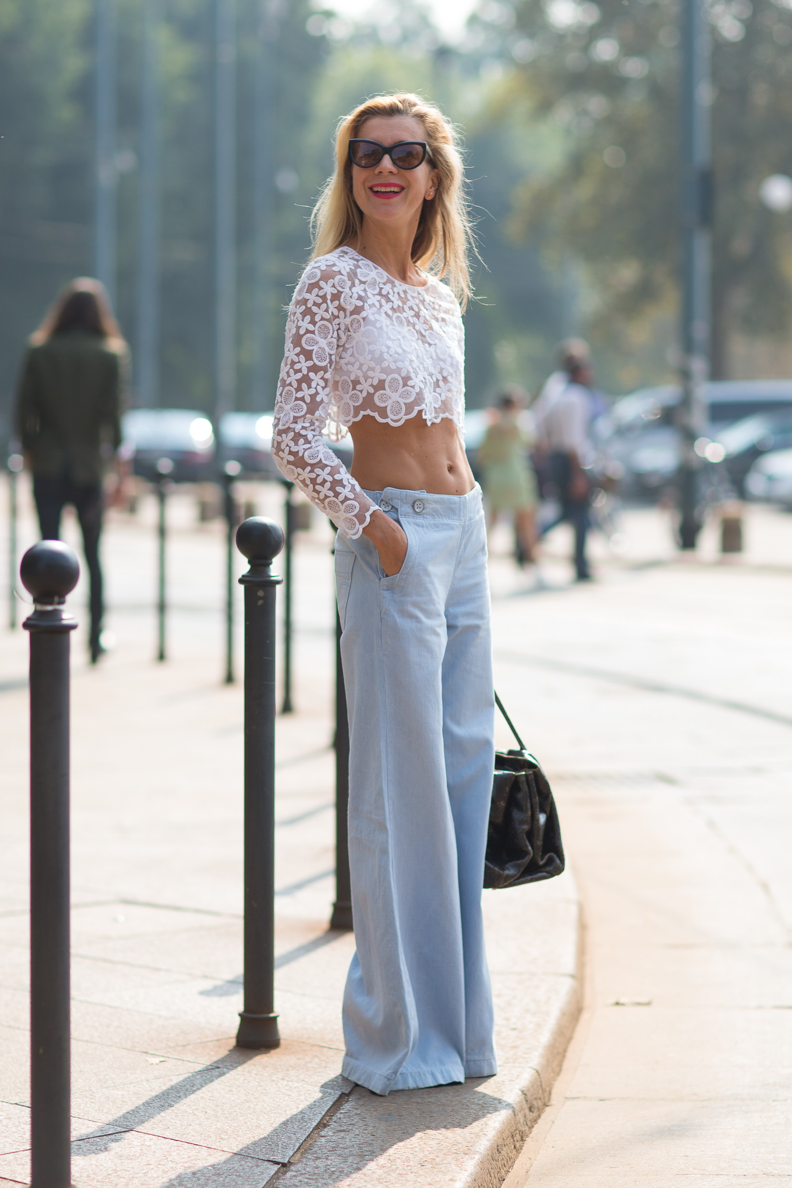 Outfit Ideas With Crop Tops 2019