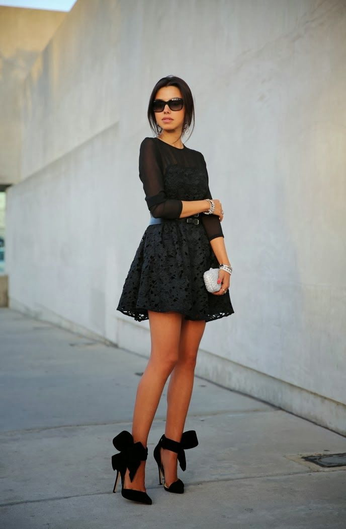 What To Wear With Little Black Dresses 2021