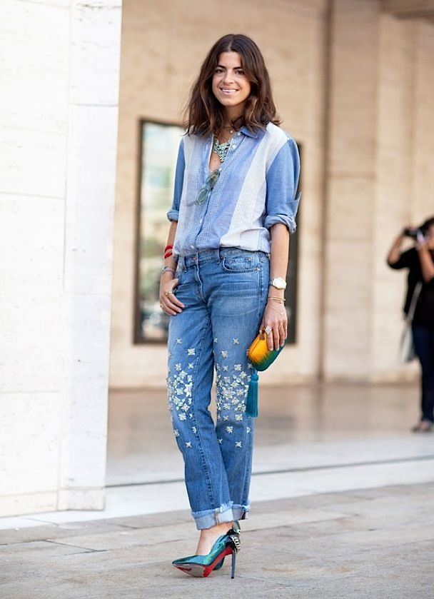 Mom (High Waisted) Jeans Outfit Ideas 2019