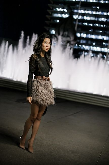 30 Ways To Wear A Mini Skirt In Winter 2019