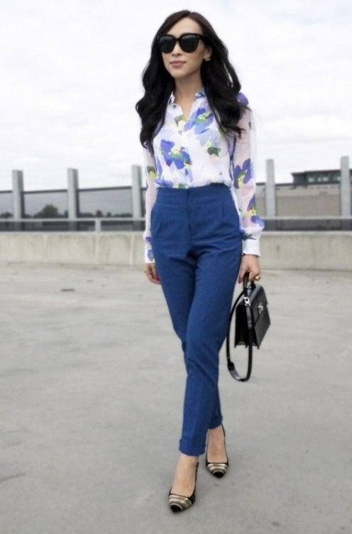 Cute Blouses For Work And How To Wear Them 2021