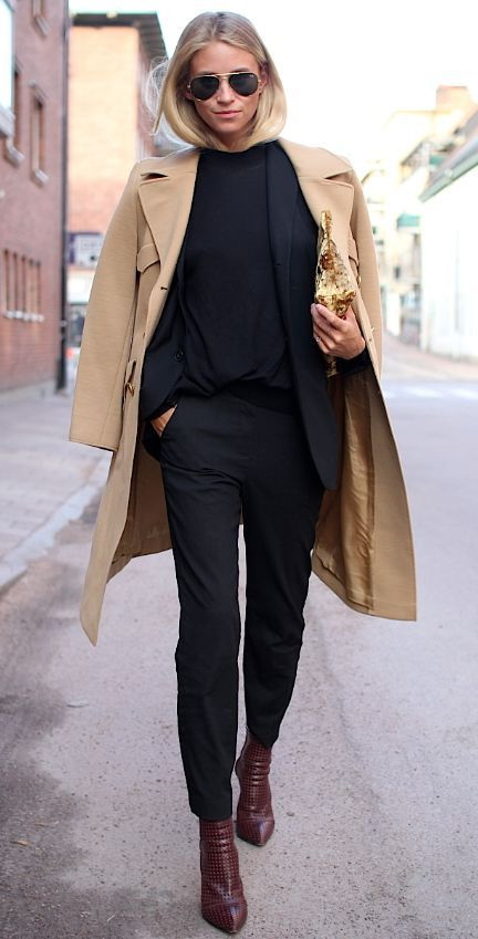 Winter Layering Fashion Essentials Every Woman Should Own 2021