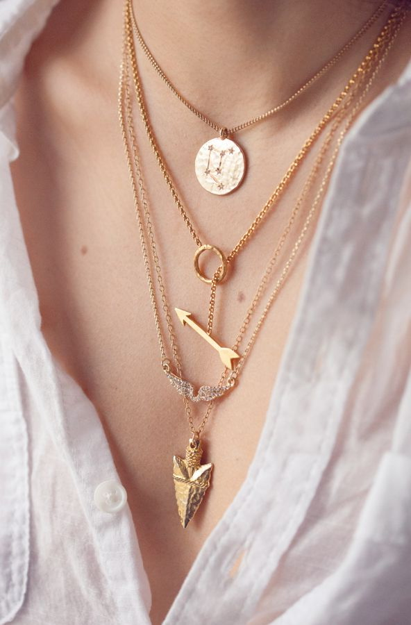 What Are The Best Necklaces to Wear Now 2019