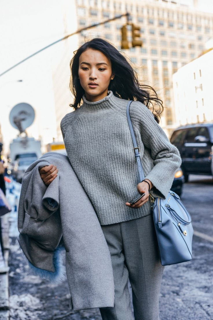 How To Wear The Sweater At The Office 2019