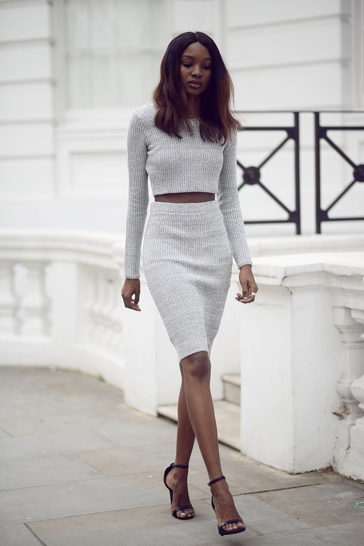 Pencil Skirts And Outfit Ideas For Everyday 2018 | FashionTasty.com