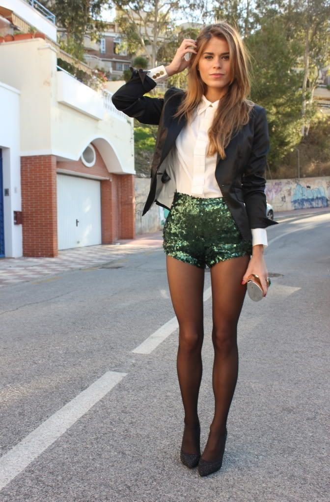 Fancy Outfit Ideas With Shorts 2019