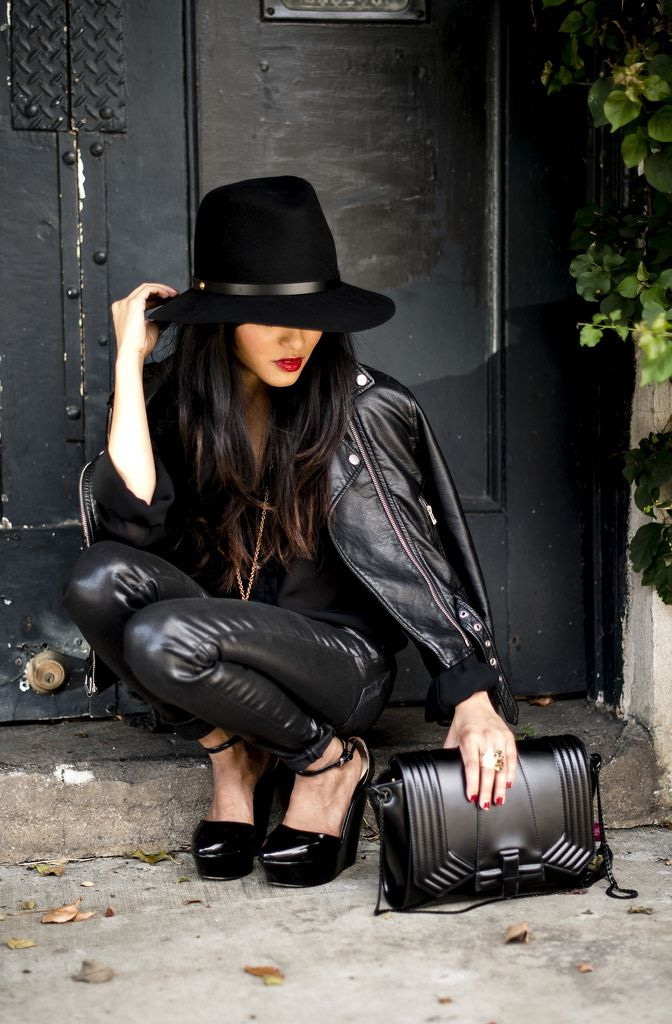 Ways To Wear A Leather Jacket For Women 2021