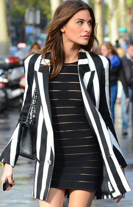 Striped Outfit Inspiration And Stylish Ideas 2019