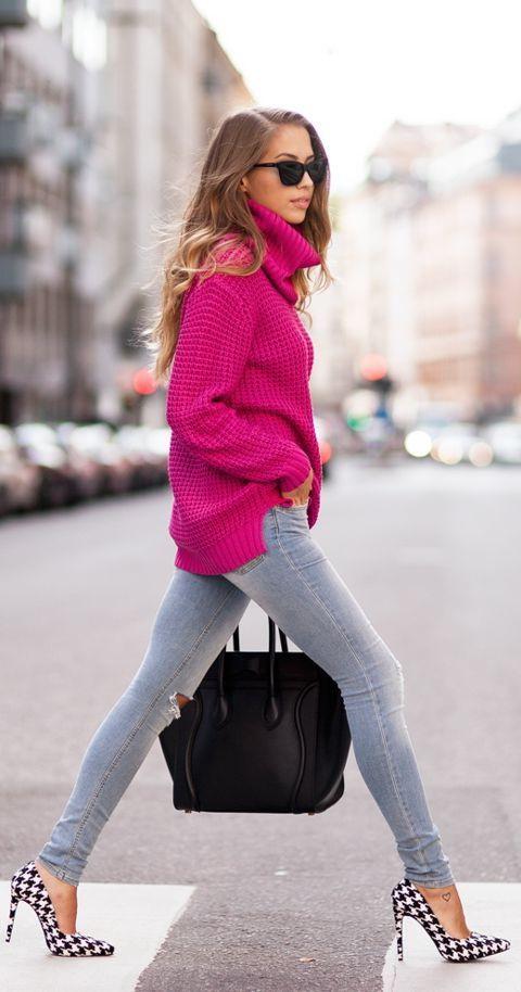 15 Ways To Style Printed Heels 2021