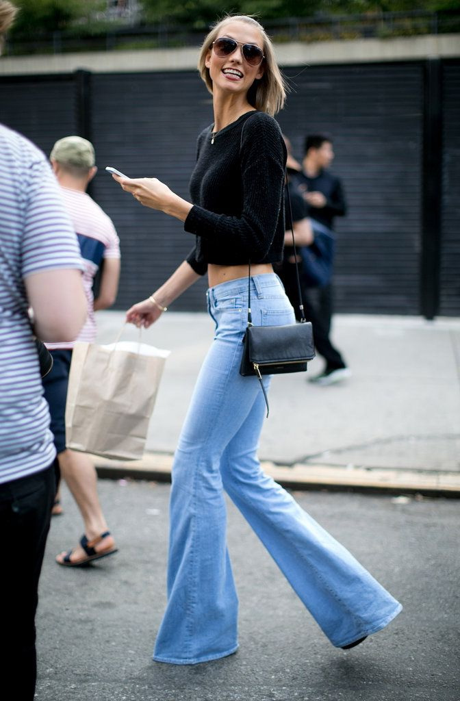 25 Ways To Wear Wide Leg Pants 2019