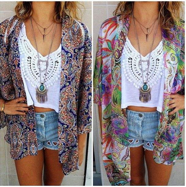 How To Wear Kimonos (Outfit Ideas) 2021